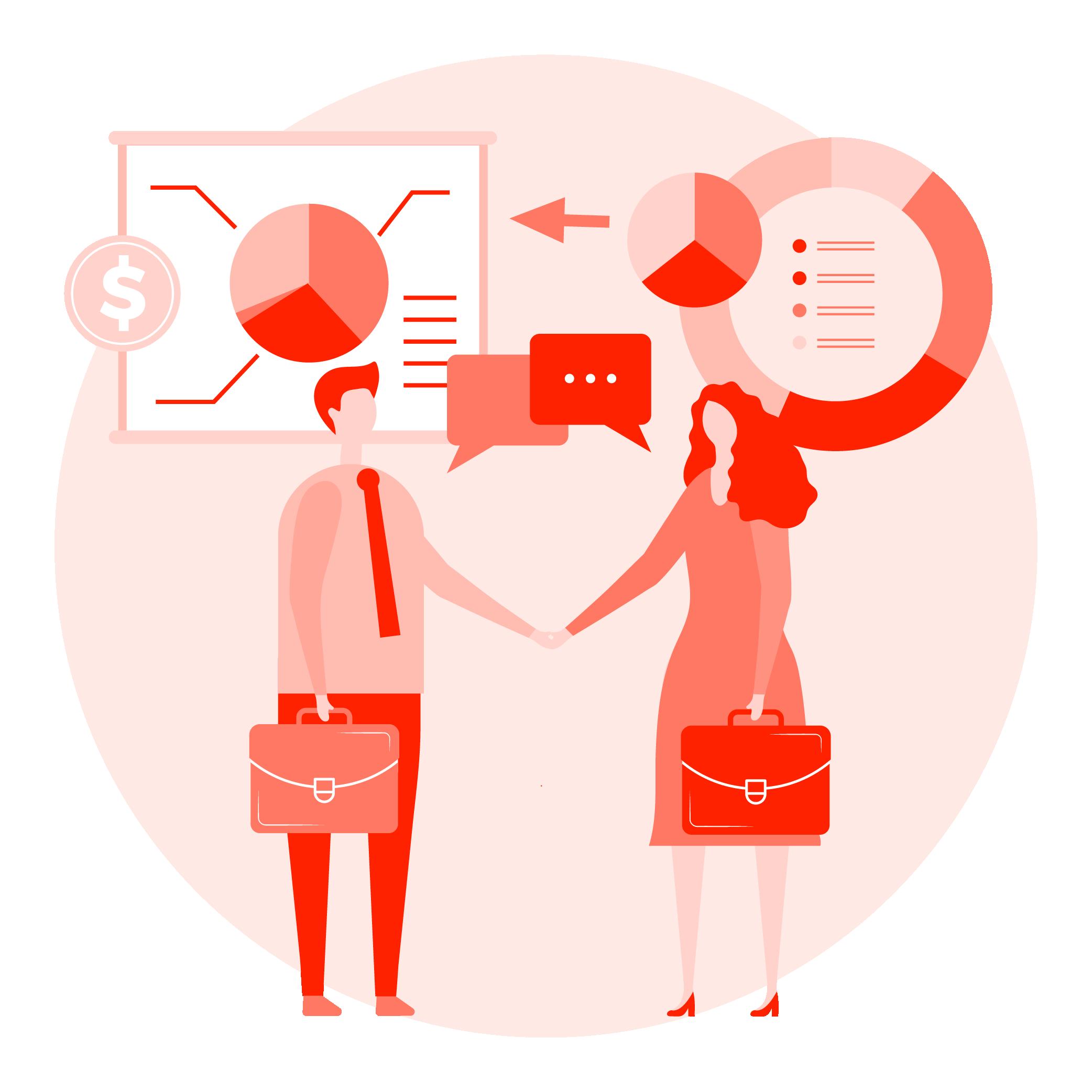 テック、デザイン、ビジネスの専門家が融合したチーム